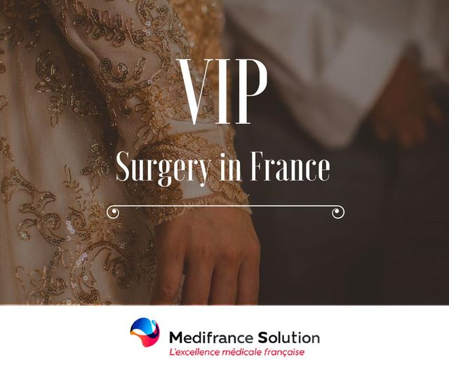 VIP surgery in France