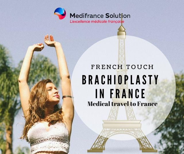 Brachioplasty is one of the most popular surgeries today