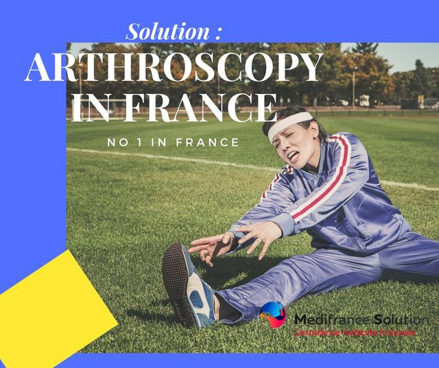 Arthroscopy in France